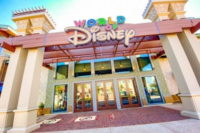 """Disney Stores Near YOU Will Be Reopening """"VERY SOON!"""" See the Details HERE!"""