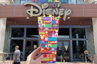 NEWS! Refillable Popcorn Buckets Are BACK at Disney Springs!