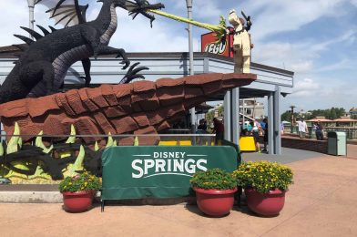 The LEGO Store at Disney Springs Reopening on May 27
