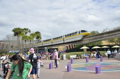 Limited Monorail and Ferryboat Transportation Will Be Available for Resort Guests Upon Reopening at Walt Disney World
