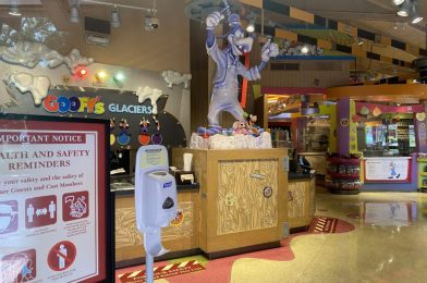 PHOTO REPORT: Disney Springs 5/30/20 (A Look Inside Goofy's Candy Co., Long Lines at Sephora, and Current Face Mask Options)