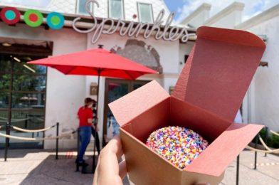 Sprinkles Cupcakes In Disney Springs Is Giving Away Free Gift Cards?!