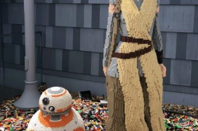 Confirmed: The LEGO Store Is Set to Reopen in Disney World May 27th