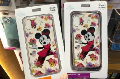 PHOTOS: New Minnie Mouse In Bloom Phone Case Available at Walt Disney World