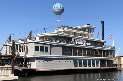 Paddlefish in Disney Springs Has Officially Reopened!