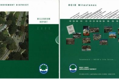 Get to Better Know the Reedy Creek Improvement District in this Millennium Report from 2000