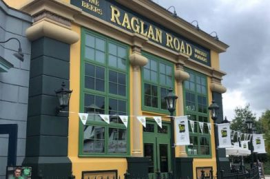 Raglan Road in Disney World Has Officially Announced A Reopening Date