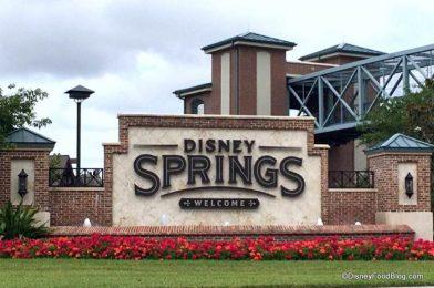 NEWS! Disney Springs Updates Operating Hours