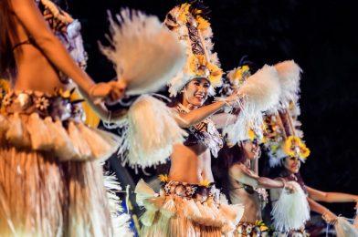 #DisneyMagicMoments: Celebrate National Lū'au month with Aulani Resort