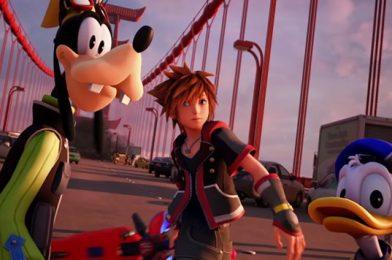 Kingdom Hearts Reportedly in Development as Animated Series for Disney+