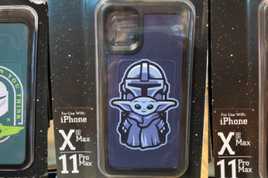 "PHOTOS: New ""The Mandalorian"" iPhone Cases Arrive at Disney Springs"