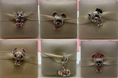 PHOTOS: New Baby and Cute Disney Animal Pandora Charms Arrive at Disney Springs