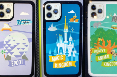 "PHOTOS: New ""Park Life"" Collection Phone Cases Available on D-Tech on Demand at Walt Disney World"