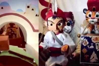 VIDEO: Fan Recreates Ride-Through of Sinbad's Storybook Voyage from Tokyo DisneySea