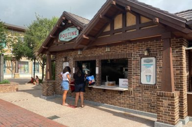 PHOTOS: The Daily Poutine Reopens at Disney Springs