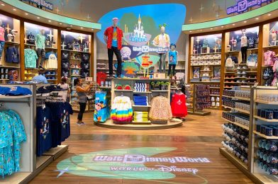 VIDEO: Take a Full Tour Through the Newly-Reopened World of Disney Store at Disney Springs