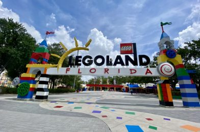 LEGOLAND Florida Re-Opens to Guests Today; Photos and Video from Preview Day with Look at Safety Measures