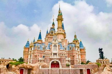 NEWS: Guests With General Admission Tickets for Shanghai Disneyland May Now Make Advanced Reservations to Visit the Park