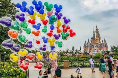 NEWS: 'Disney Standby Pass' Debuts With a Trial Period for Guests in Shanghai Disneyland