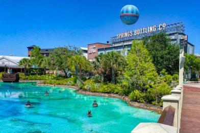 BREAKING NEWS! Select Disney Springs Restaurants Bookable Through My Disney Experience