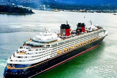 Disney Cruise Line Has Canceled the Remainder of Its Alaskan Sailings Through Mid-September