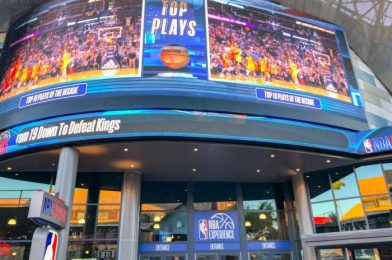 We've Gotten a LITTLE Hint About the NBA's Housing at Disney World!