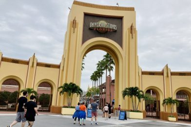 PHOTOS: First Look at New Universal Orlando Theme Park Arrival Experience