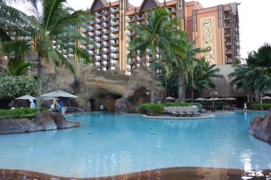 No Word Yet on When Aulani May Reopen