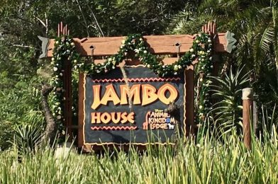 Jambo House Not On List of Resorts Reopening June 22