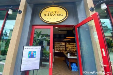 The Art of Shaving Has Reopened at Disney Springs in Disney World. But You Can't Get a Beard Trim…YET!