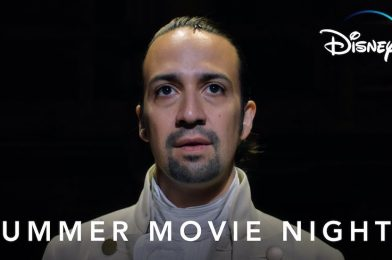 """""""Summer Movie Nights"""" on Disney+ Kicks Off on July 3 with Hamilton, The Mighty Ducks, X-Men, and More"""