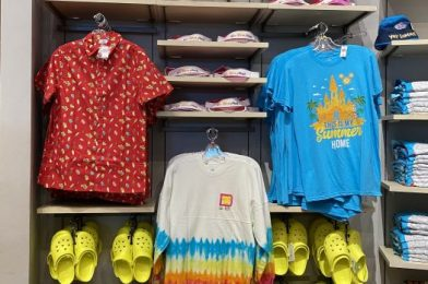 Celebrate Summer With This Sunny Collection at Disney Springs