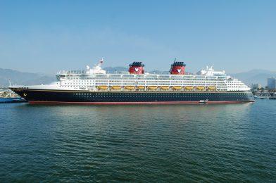 Disney Cruise Line Cancels Sailings Aboard the Disney Wonder Through September 14, 2020