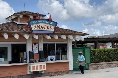 Quick Review: Dole Whip Nachos Are Not Worth The Hype