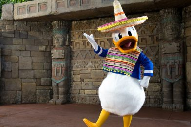 EPCOT's Mexico Cultural Representative Program Now Accepting Applications for Positions Starting in 2021