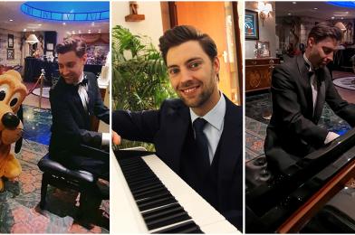 DREAMFINDERS: Musician Gijs Van Winkelhof Plays Your Favorite Disney Park Music!