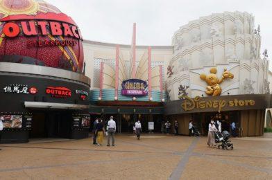 PHOTOS: Ikspiari Reopens at Tokyo Disney Resort Featuring New Social Distancing Measures