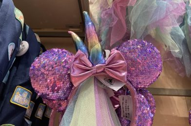 The Most Magical Mouse Ears EVER Have Arrived at Disney Springs