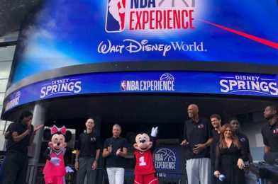 NEWS! The NBA Is One Step Closer to Finishing Their Season at Disney World!