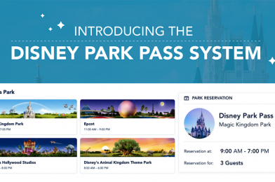 VIDEO: Step-by-Step Tutorial on NEW Disney Park Pass Reservation System at Walt Disney World