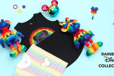 SHOP: New Rainbow Mickey Collection Drops on shopDisney In Honor of Pride Month