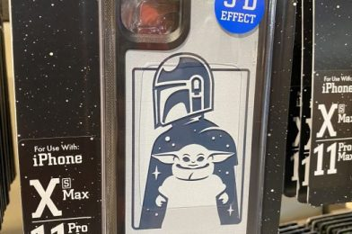 The Mandalorian Phone Cases Arrive at Disney Springs