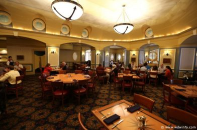 Let's Stop by Disney's Yacht Club Resort for Breakfast at Ale and Compass Restaurant