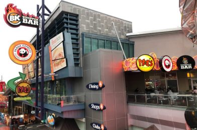 PHOTOS: CityWalk Food Court and Bob Marley: A Tribute to Freedom Reopens with Social Distancing Measures at Universal Orlando