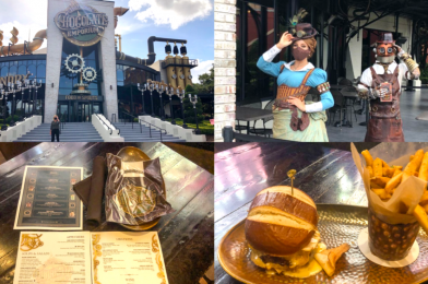 PHOTOS, REVIEW: Social Distance Dining at Toothsome Chocolate Emporium & Savory Feast Kitchen at Universal Orlando's CityWalk