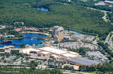 NBA and Disney Reportedly Agree on Disney's Coronado Springs Resort to Host Players for Resumed Season