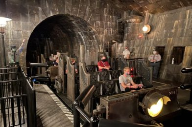 PHOTOS: Exploring The Wizarding World of Harry Potter – Diagon Alley With New Social Distancing Measures in Place at Universal Studios Florida