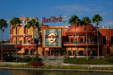Hard Rock Cafe at Universal Orlando Giving Away Free Legendary Burgers to First Responders Through June