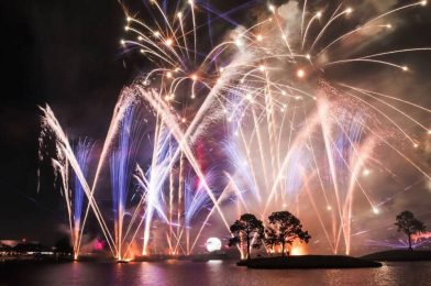 IllumiNations: Reflections of Earth Pyrotechnic Barges from EPCOT Now Up for Auction