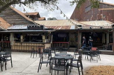 NEWS: Grab A Bite (And Some Merch!) at the House of Blues — Reopening TODAY in Disney Springs